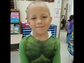 Kindergarten Student of the Month