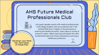 AHS Future Medical Professionals Club