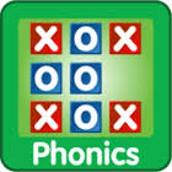 Phonics Tic Tac Toe