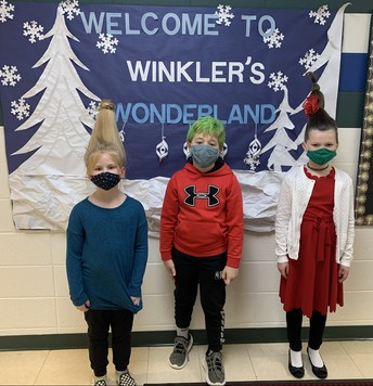 WHOVILLE/GRINCH DAY