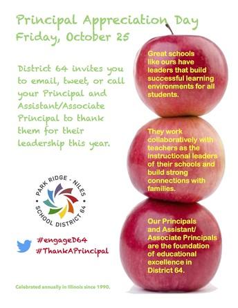 Thank a Principal on Principal Appreciation Day