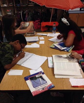Reading, Writing, & Rigor: Starting the Year with a Literacy Rich Classroom