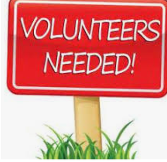 Looking for Volunteers for Fish Fry on March 19, 26