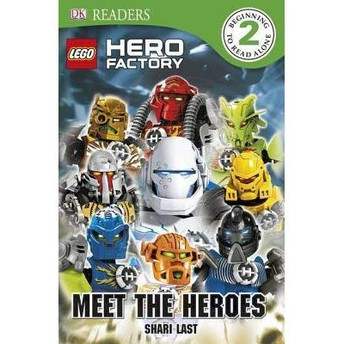 Lego Hero Factory Series and Lego Star Wars Series