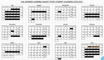 VBL 20-21 School Year