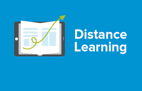DISTANCE LEARNING AT HOME