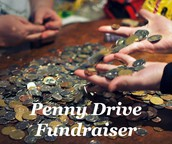 United Way Penny Drive