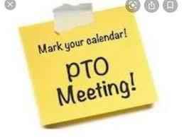 BHS PTO MEETING