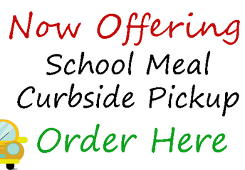 Meal Service Available while we're virtual!