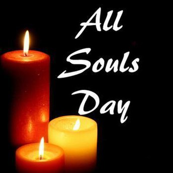 All Souls - Saturday, November 2nd