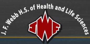 J.F. Webb HIgh School of Health and Life Sciences