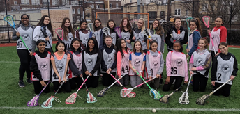 WHS Introduces Girl's Lacrosse as Intramural Sport