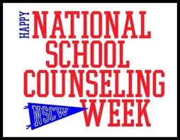 School Counselor's Week