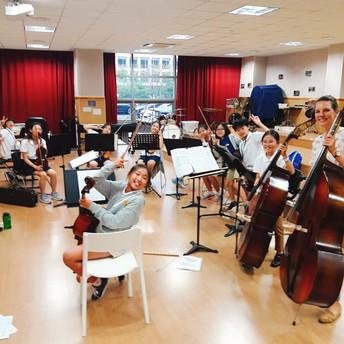 Orchestra & Beginning Strings