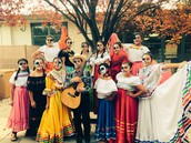 Our Day of the Dead Performers