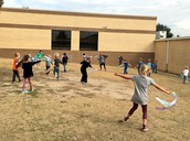 1st Graders: Patterns of Movement!