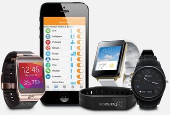 Smartphones and Smart Watches