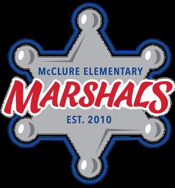 #McClureMarshals