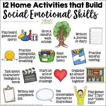 Activities that Build SEL Skills