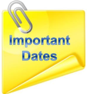 Important Dates to Guide Your Transition Back to WHS!