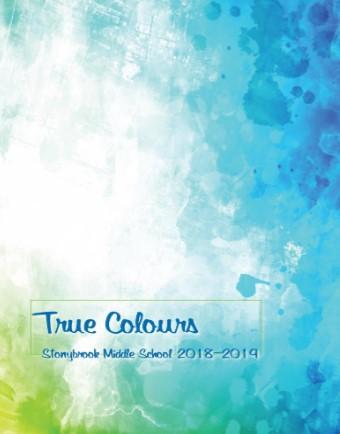 """""""True Colours"""" - 2018/2019 School Yearbook"""