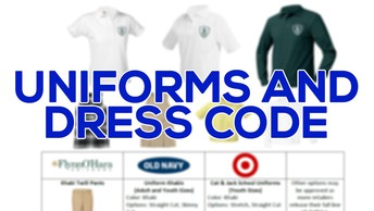 Uniforms and Dress Code