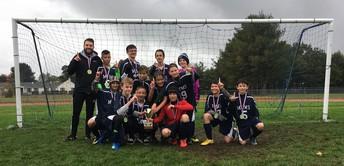 Boys' B Soccer