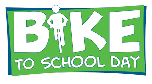Bike to School Day is Wednesday, May 8th!