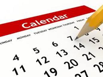 2018-2019 Henderson County School Calendar