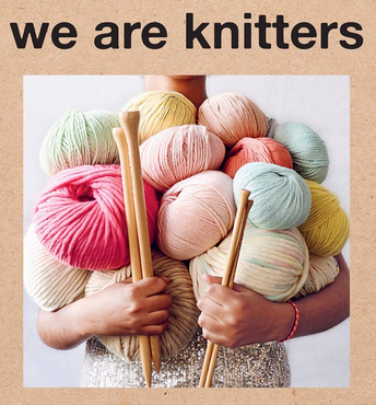 We Are Knitters Knitting Classes