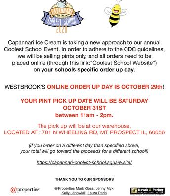 Capannari's Fundraiser - Westbrook School