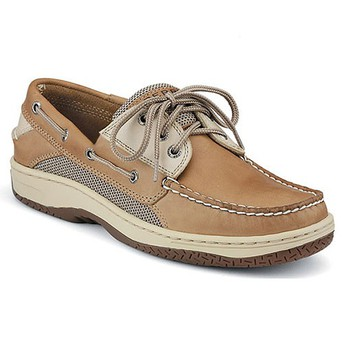 Sperry Men's Billfish 3-Eye Boat Shoe  (BROWN ONLY)  Gr. 6-8