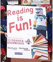 Kernels Summer Reading Program