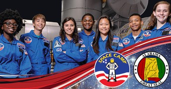Space Academy for Leading Students in Alabama (SALSA) May 2021