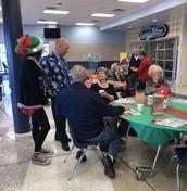 Senior Citizens Luncheon