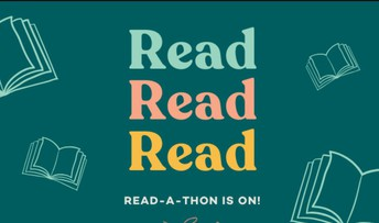 Stay tuned for Read-A-Thon information