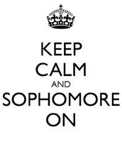 Sophomore