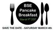 Pancake Breakfast is Coming March 4th