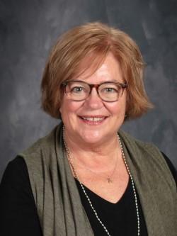 Mary Gish - CMS Media Specialist (8 years)