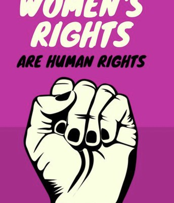 Sample Poster on Women's Rights