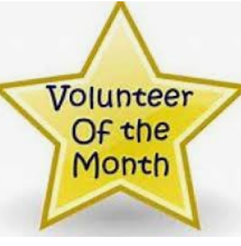 September Volunteer of the Month