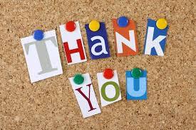 Say Thanks! Nominate a Teacher