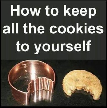 Great to see many of our students doing some baking! (Here's a tip)