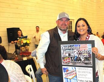 Cadillac Cowboy Winners!