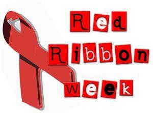 Red Ribbon Week Dress Themes