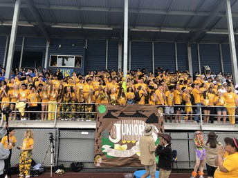 Class of 2021... Juniors Reppin! 2nd Place