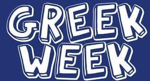 Save the Date: Greek Week 2021!