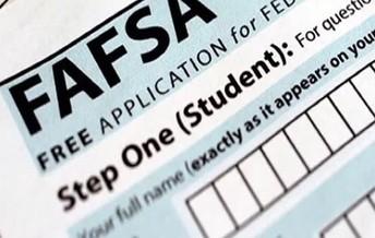 FAFSA Priority Deadline: January 15th