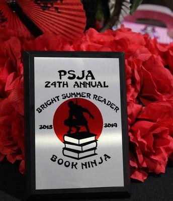 Book Ninja Plaque