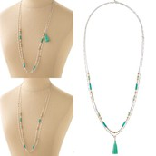 Costa Necklace - $36